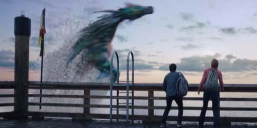 Trailer percy jackson: sea of monster, petualangan di segitiga bermuda