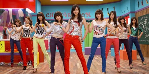 Video Klip 'Gee' Girls' Generation Raih 100 Juta View YouTube