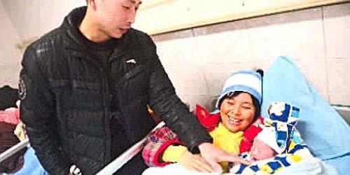 Wang Liying, Seorang Ibu di China Melahirkan dalam Bus dengan Nomor 666