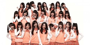 Aksi Spektakuler JKT48 di Jepang