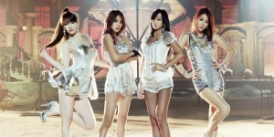 Penampilan Seksi dan Glamor SISTAR di Video Give it to Me