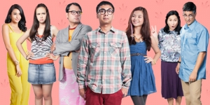 Raditya Dika Rilis Trailer Cinta Brontosaurus