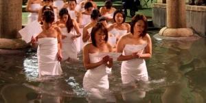 Ritual Telanjang Pengusir Roh Jahat di Jepang