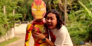 Trailer Iron Man 3 versi Murah dari Thailand